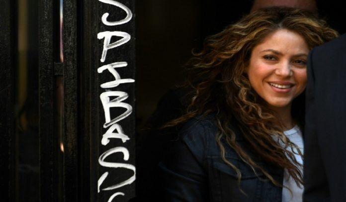 Shakira declara ante un juez como imputada por fraude fiscal en España