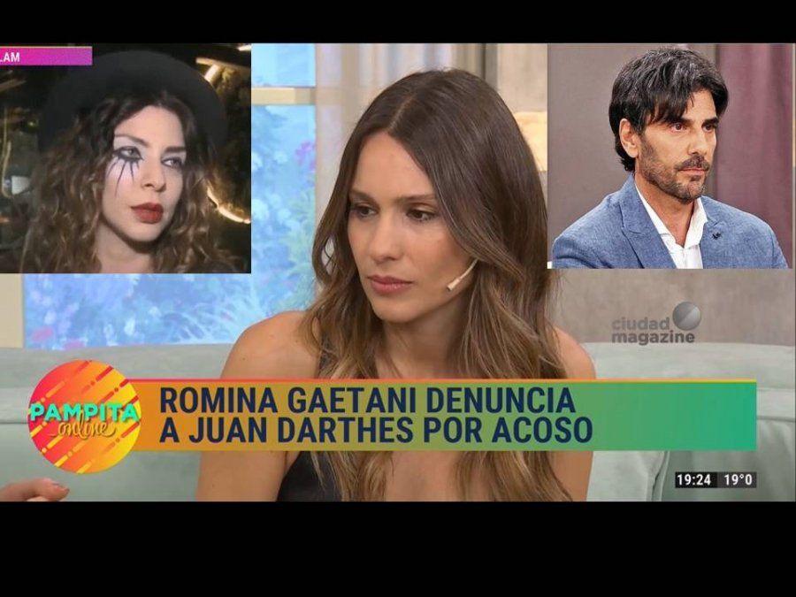 Pampita, sobre quienes defienden a Darthés tras la acusación de Romina Gaetani