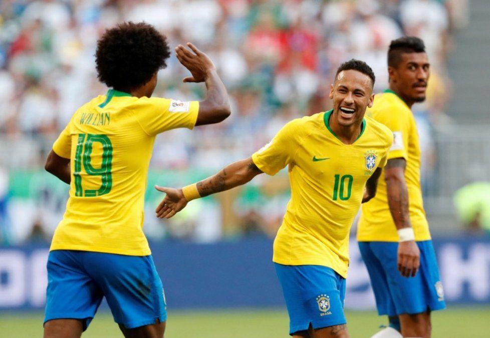 Brasil confirmó al reemplazante de Neymar para la Copa América
