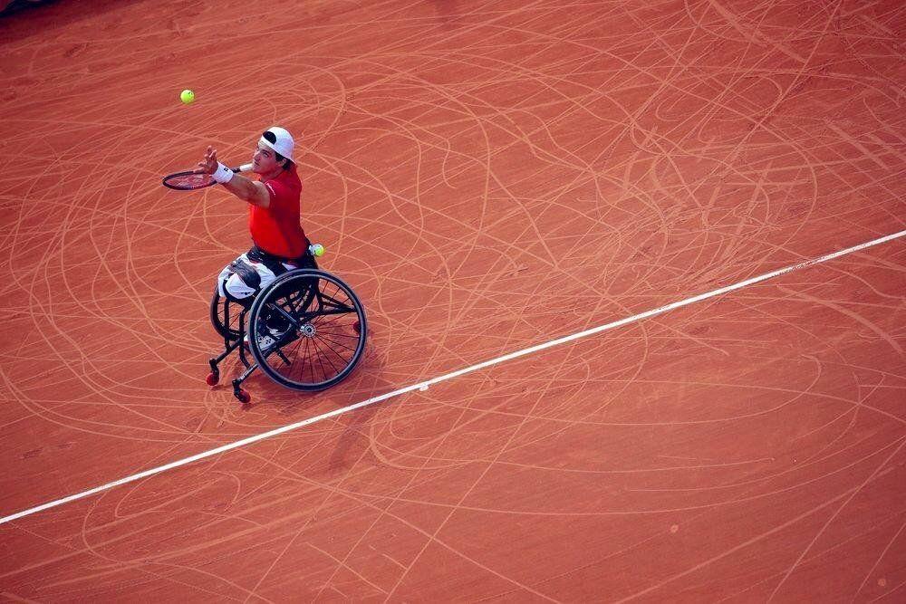 Gustavo Fernández se metió en su cuarta final de Roland Garros