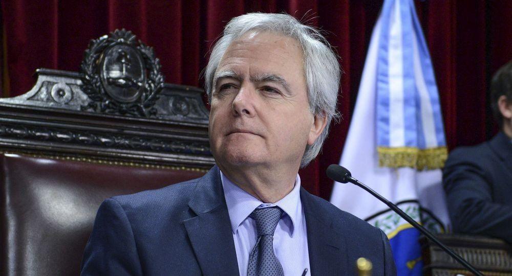 """Pinedo, sobre el vice de Macri: """"Puede ir un radical"""""""