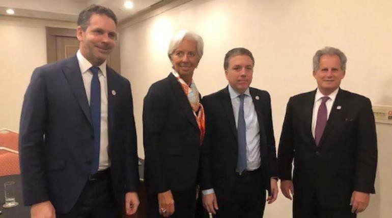 Para Lagarde, el programa argentinoestabilizará aún más la economía