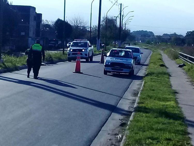 Ciudad Segura: la Policía realizó operativos antes de los comicios