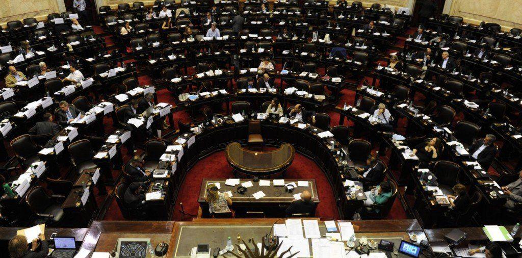 La Cámara de Diputados volverá a sesionar a fin de mes