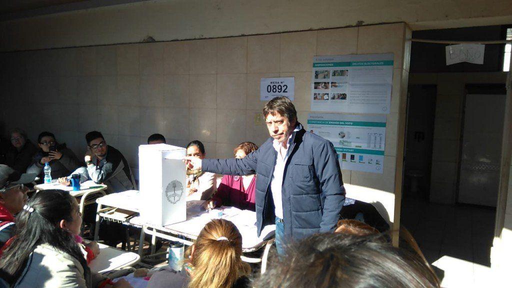 Ricardo Bussi enfrenta una nueva elección