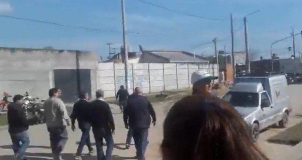 Increparon al intendente capitalino Germán Alfaro