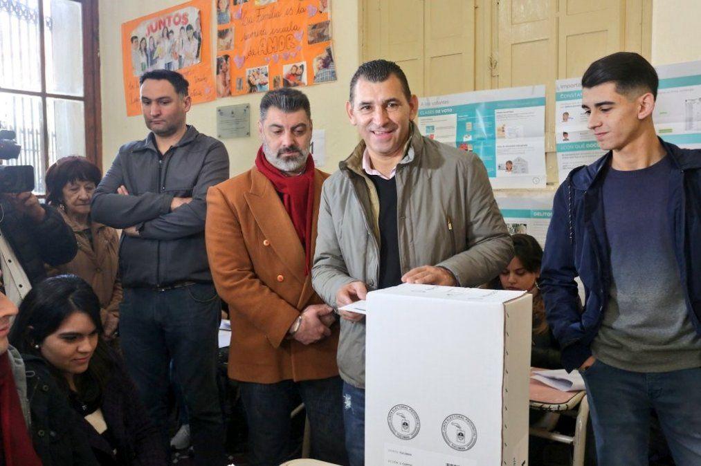 Mario Leito: por proyecciones, vamos a estar ganando las elecciones