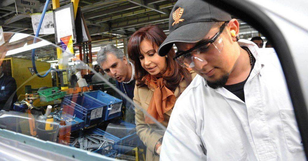 El spot de Cristina Kirchner critica el modelo económico de Macri
