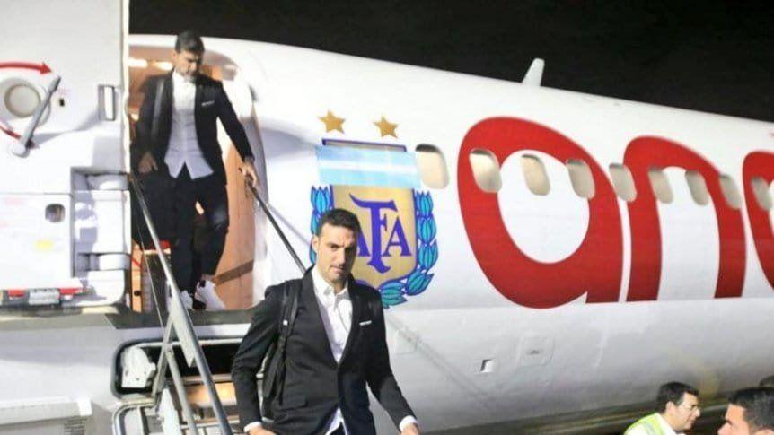 Argentina está en Brasil