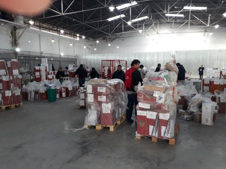 Comienza el escrutinio definitivo con las urnas que quedaron pendientes en el conteo provisorio