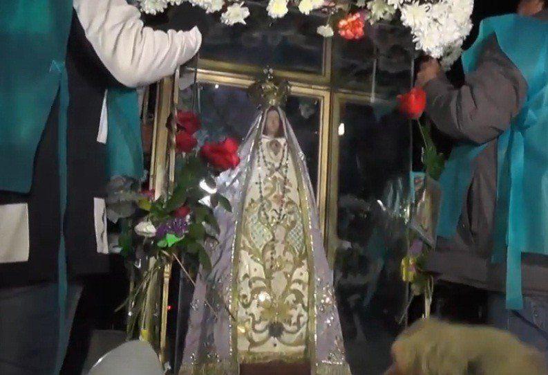 La Virgen del Valle continúa visitando las parroquias de la Arquidiócesis de Tucumán