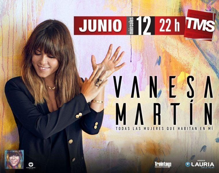 Vanesa Martín regresa con Todas las Mujeres que Habitan en mí