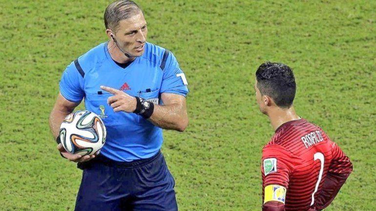 Pitana será el árbitro del partido inaugural de la Copa América