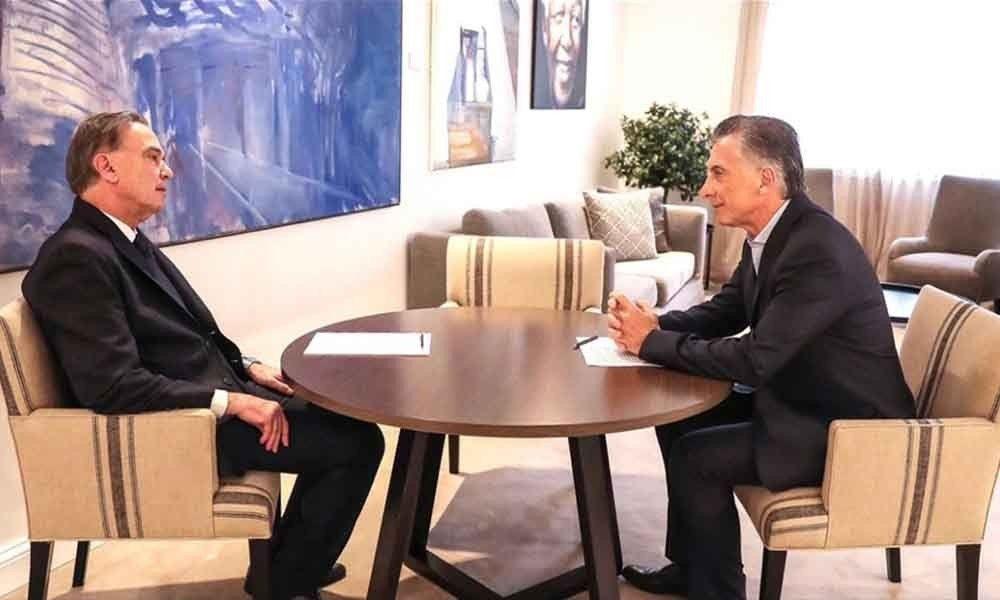 Miguel Ángel Pichetto será el candidato a vicepresidente de Mauricio Macri