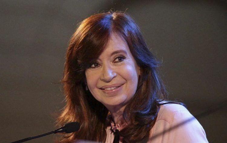 Cristina Fernández presentó su libro en Santiago del Estero