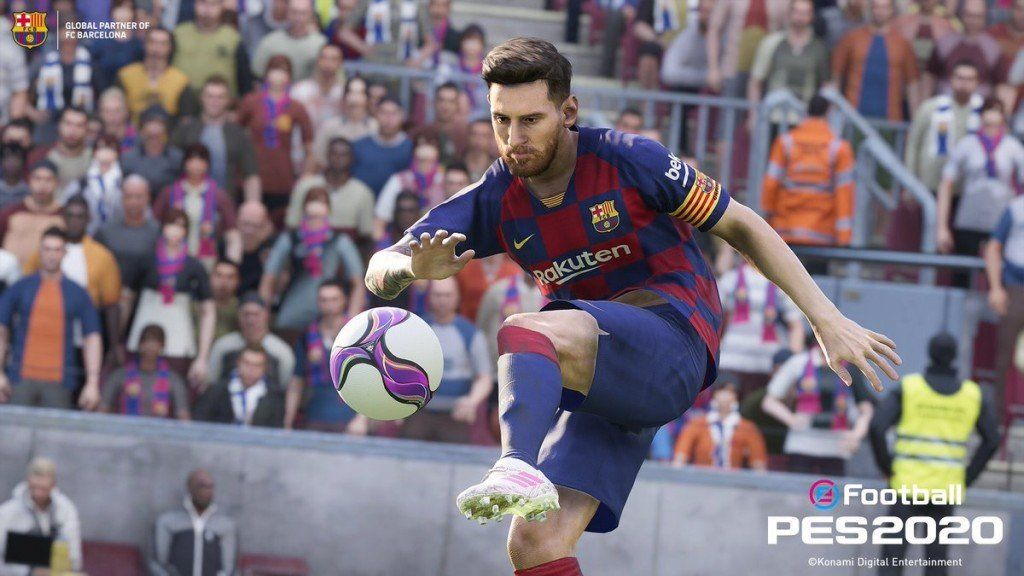 Las novedades del PES 2020: Messi en portada y Maradona leyenda