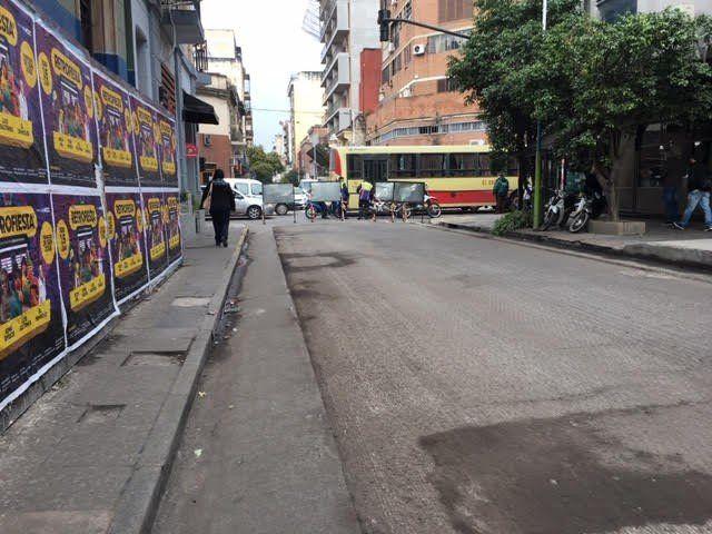 Malestar de los vecinos por las obras que encara el municipio en distintos puntos de la ciudad