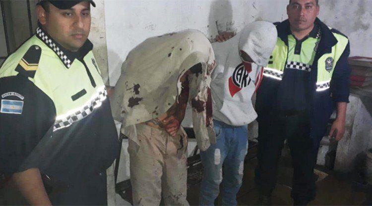 Detuvieron a dos jóvenes tras intentar asaltar el furgón de una distribuidora