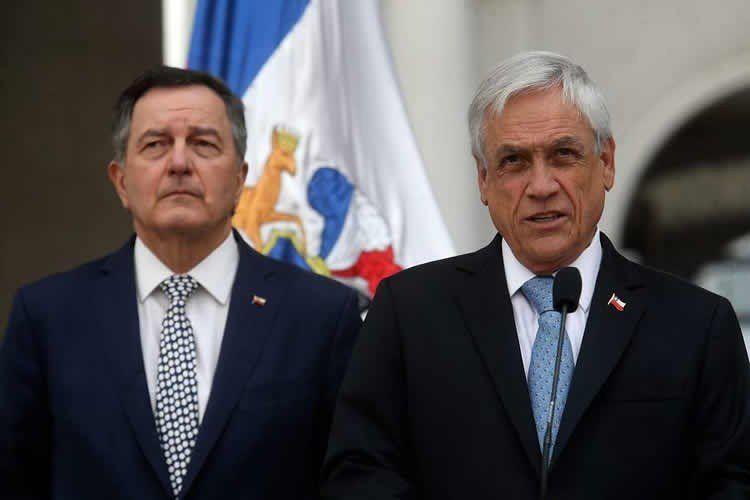 El presidente de Chile releva a seis ministros, entre ellos al canciller Roberto Ampuero