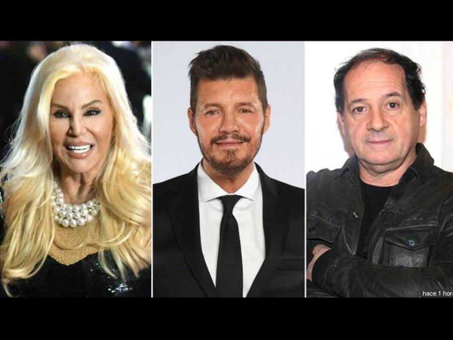 Los cambios en la tele: regresa Susana Giménez, termina Genios de la Argentina y llega la nueva ficción de Julio Chávez