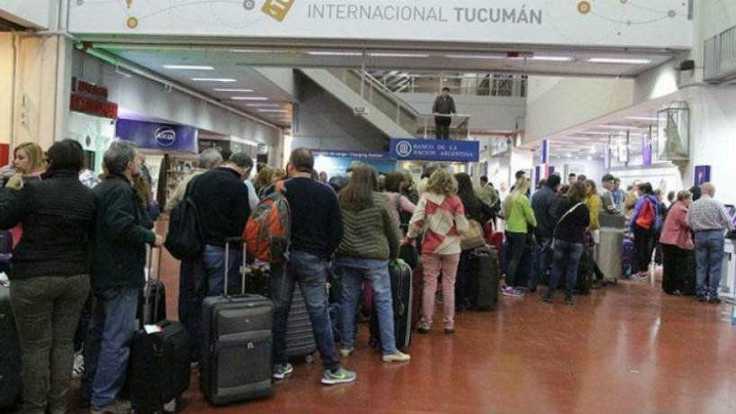 Aumentó la cantidad de pasajeros en el aeropuerto Benjamín Matienzo durante mayo