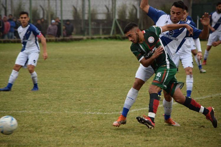San Jorge empató con Alvarado 0 a 0