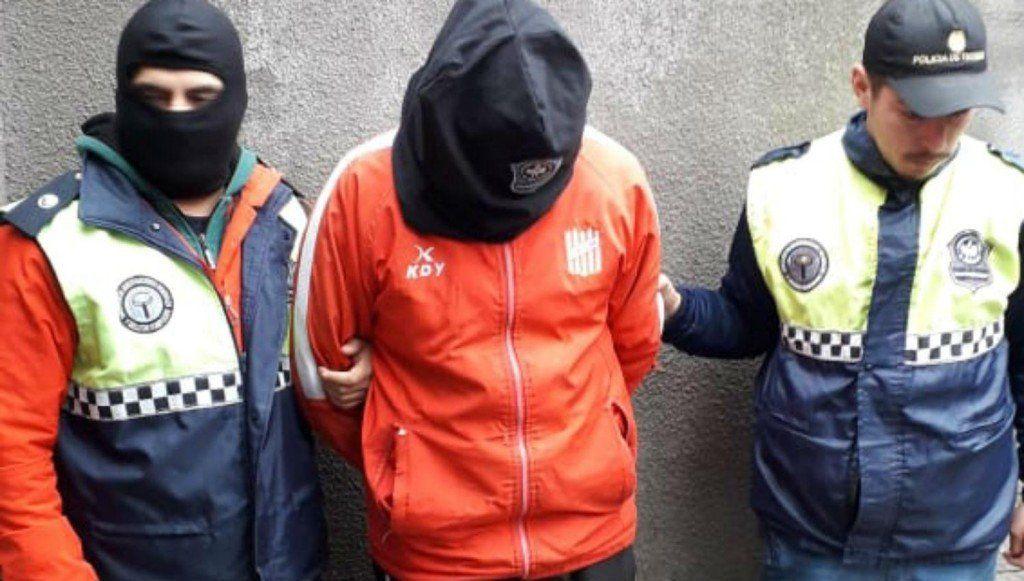 Detuvieron a Mojarra, el sospechoso del asesinato en El Colmenar