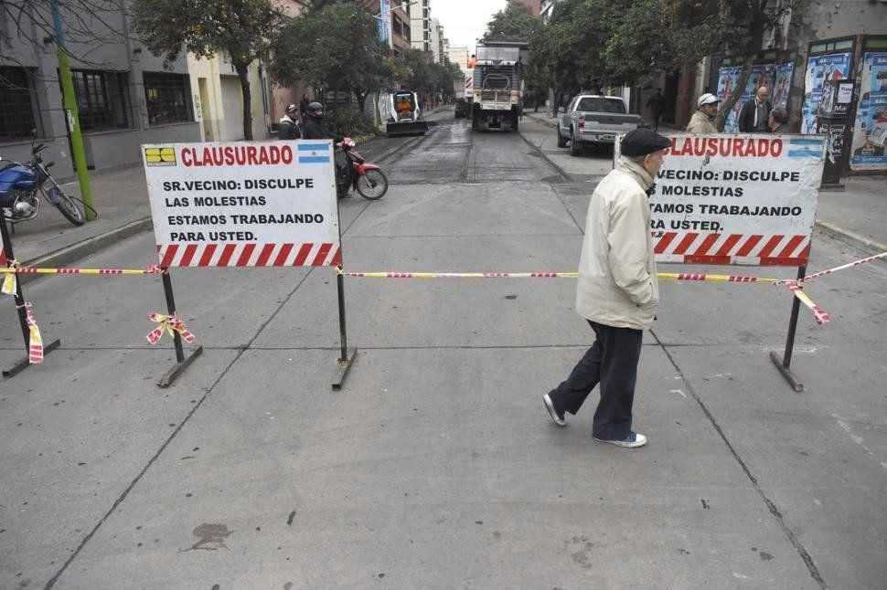 El municipio capitalino volverá a interrumpir el tránsito céntrico