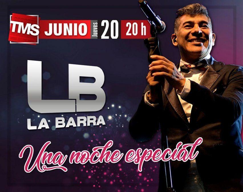 La Barra vuelve al teatro Mercedes Sosa