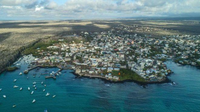 Polémica: EEUU fue autorizado para que aviones militares usen el aeropuerto de las Islas Galápagos