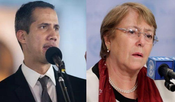 Bachelet arriba a Venezuela: aguardan su aporte a la solución de la crisis