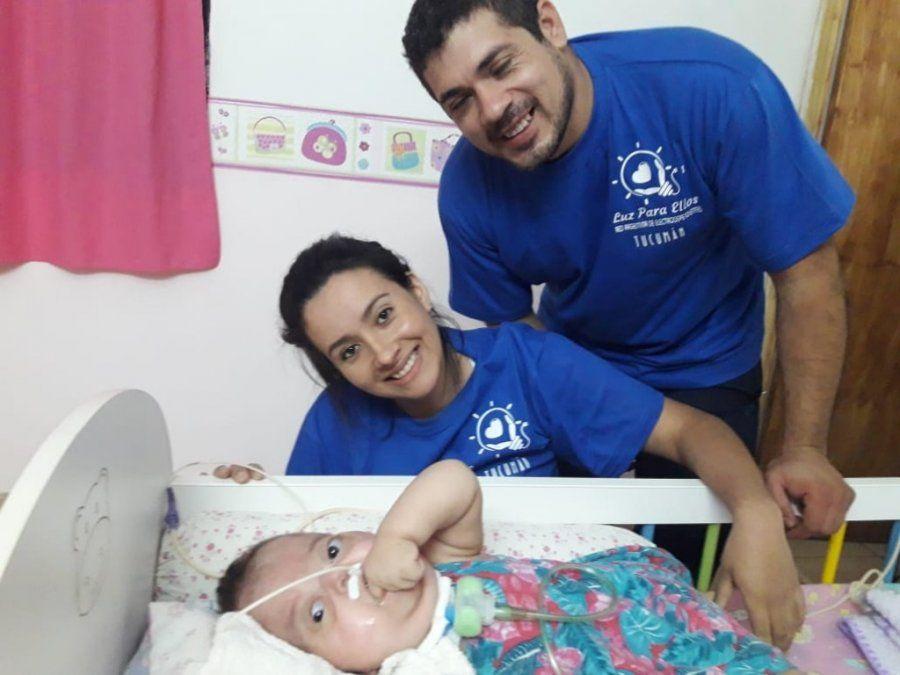 Electrodependientes: El dramático relato de la mamá de Juliana, la nena que sufrió las consecuencias del apagón