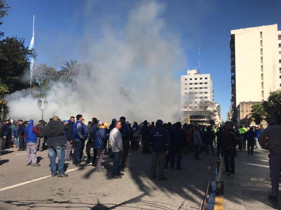 Empleados de Emilio Luque marcharán de forma pacífica
