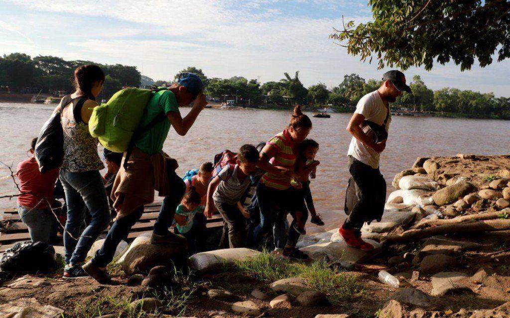 La crisis migratoria en México golpea la política de austeridad de López Obrador