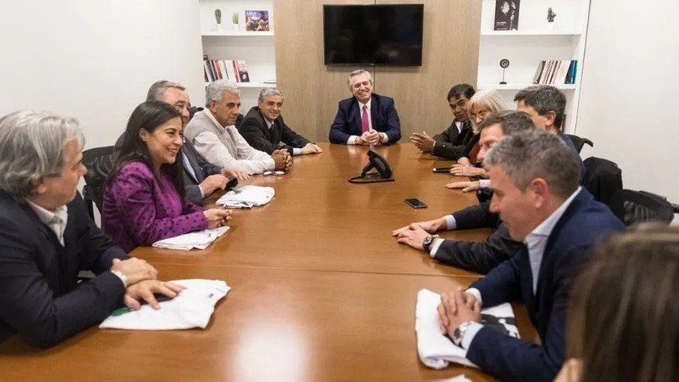 Alberto Fernández recibirá el apoyo de doce diputados de Argentina Federal
