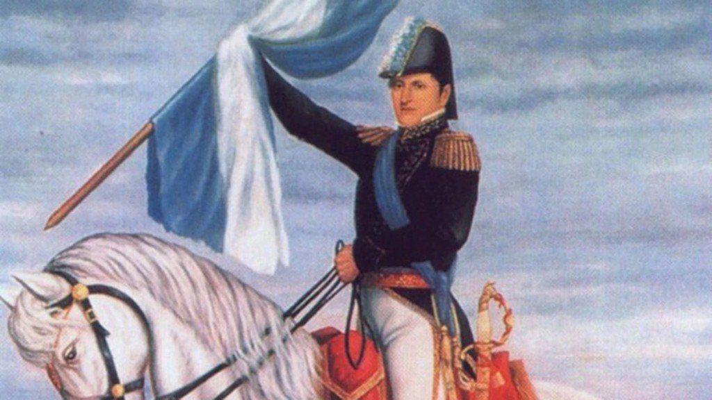 Belgrano fue el primero que vio un futuro a partir de la riqueza del suelo argentino