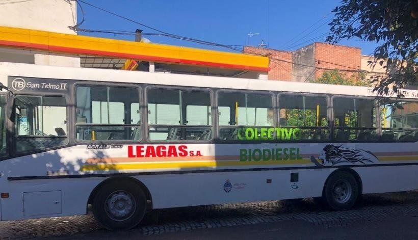Se presentó la incorporación del biodiesel al transporte público de Tucumán