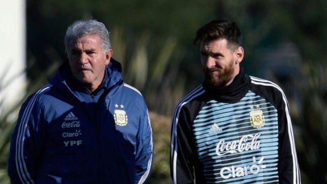 Jorge Burruchaga: Esta Selección es Messi y 10 más