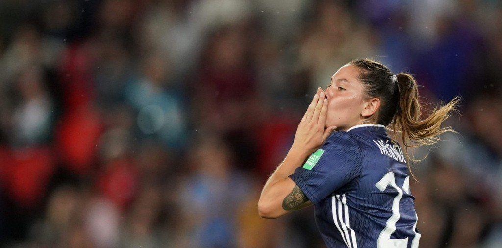 Argentina empató 3 a 3 con Escocia, luego de ir 0-3