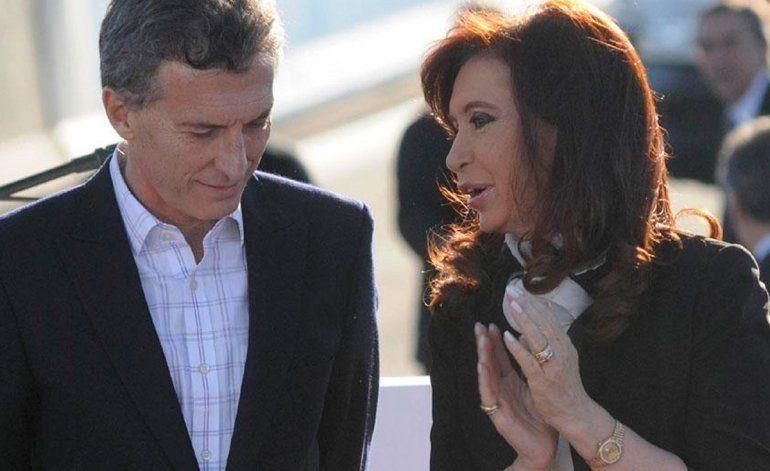 Mauricio Macri y Cristina Kirchner protagonizan actos en Rosario