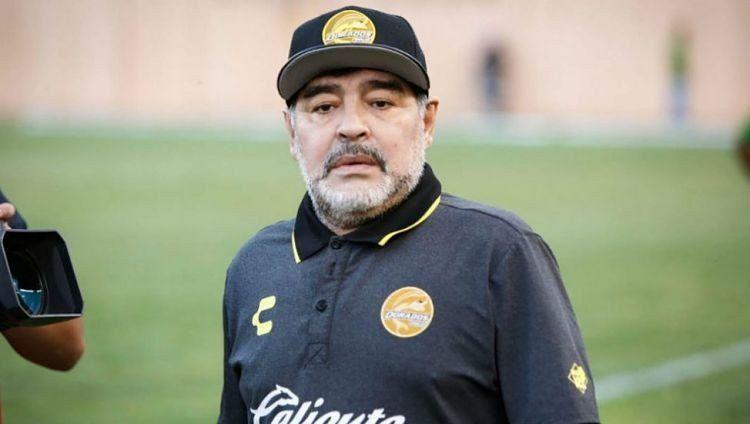 Se filtró el diagnóstico oficial sobre la salud de Diego Maradona