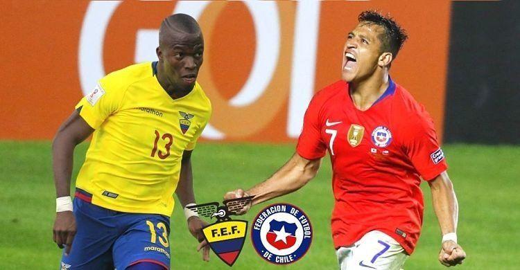 Copa América: Chile buscará la clasificación ante Ecuador