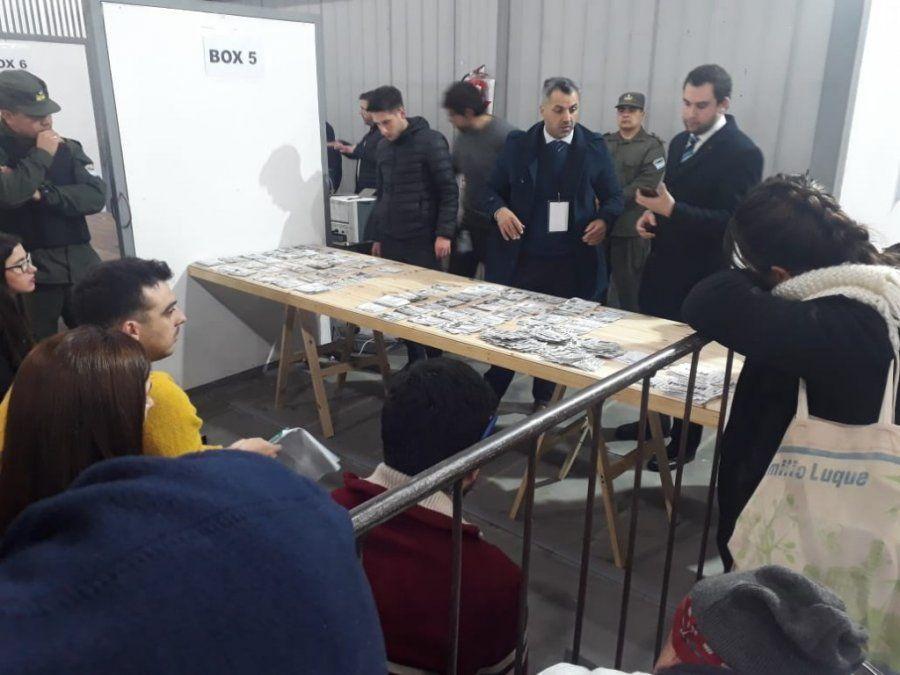 La Junta Electoral aplicará multas o abrirá causas penales por presentar planillas electorales modificadas