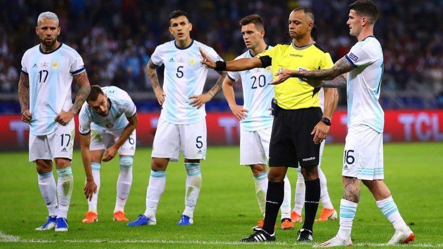 Alerta amarilla en la Selección: los seis que podrían ser suspendidos