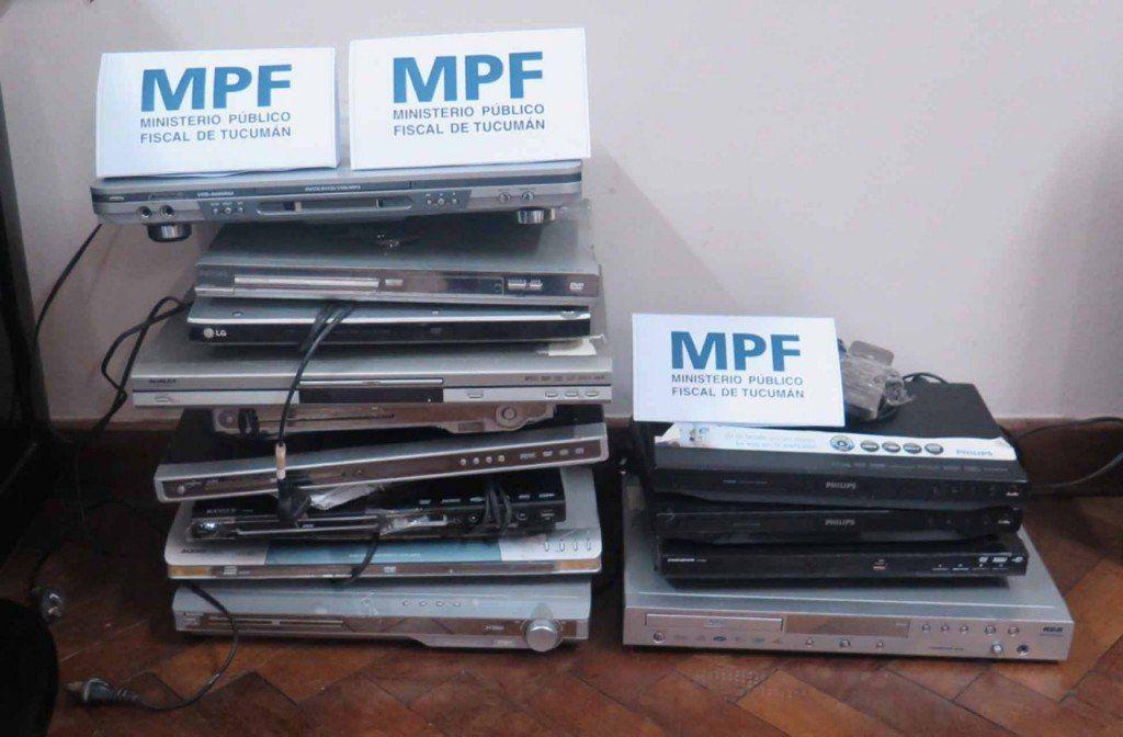 Entrega de objetos recuperados del delito a instituciones de bien público