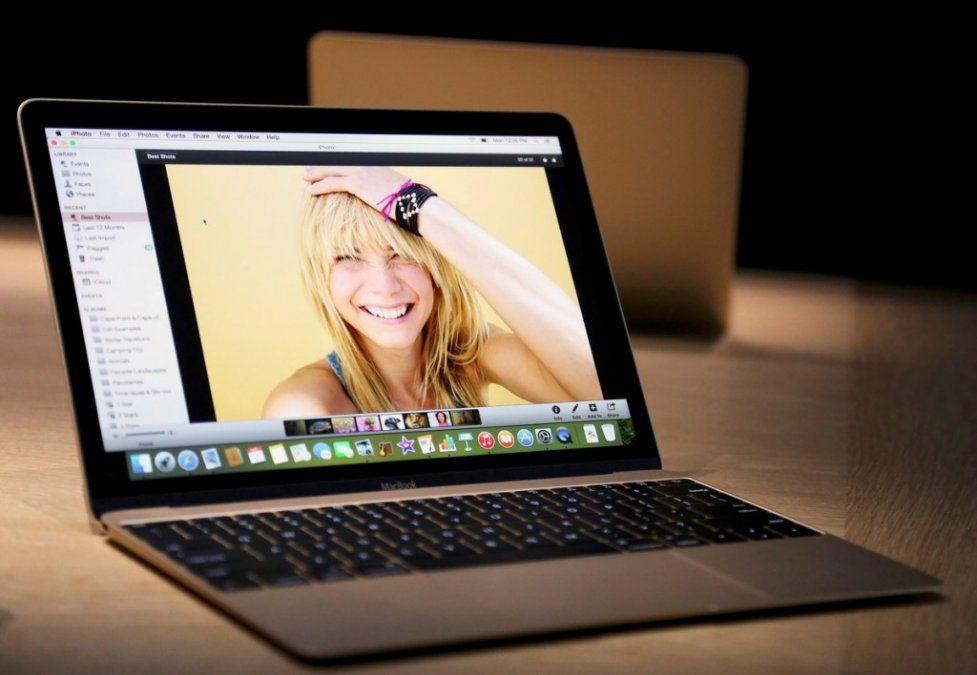 Apple detectó una falla en la batería de algunas MacBook Pro