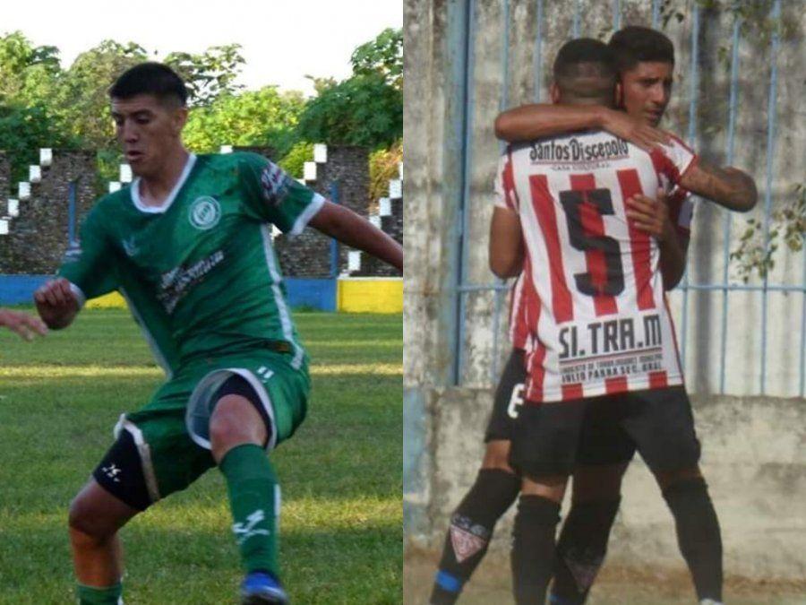 Trinidad y Bella Vista llenaron de fútbol la Liga: empataron 5-5