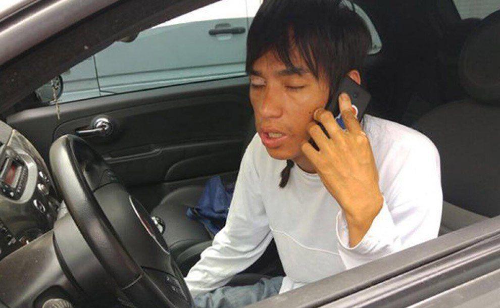 El hijo de Milagro Sala evadió una seña policial y fue detenido