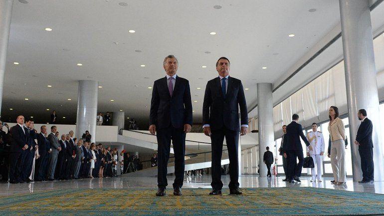 Argentina y Brasil aguardan un posible acuerdo entre Mercosur y UE