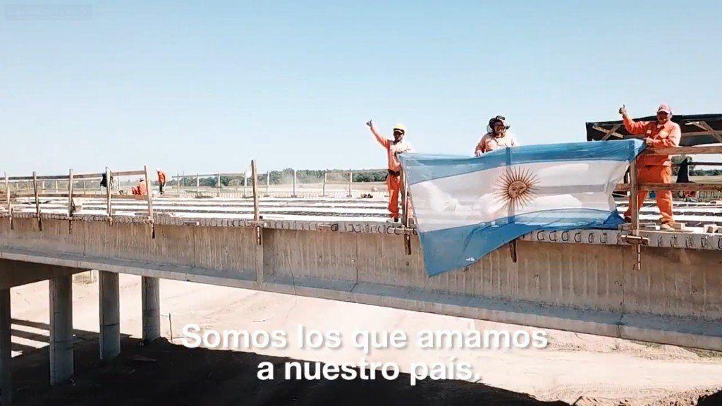 Candidatos del Frente de Todos lanzaron un video post cierre de listas